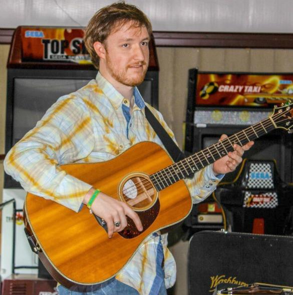 John Boulware guitar